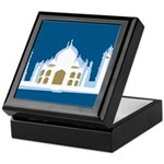 Taj Mahal Keepsake Box