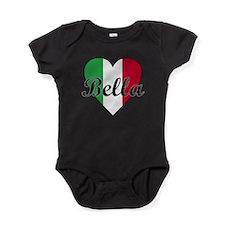 Funny Italian Baby Bodysuit