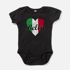 Cute Bella Baby Bodysuit
