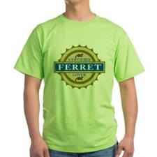Ferret Lover T-Shirt