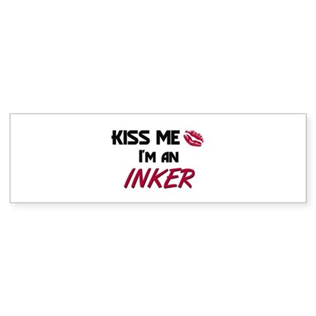 I Love My TAILOR Bumper Sticker