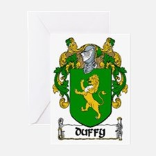 Duffy Coat of Arms Greeting Cards (Pk of 20)