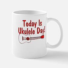 Ukulele Day Mugs