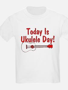 Ukulele Day T-Shirt