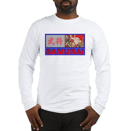 "Ukiyo-e ""Shogunate"" - Long Sleeve T-Shirt"