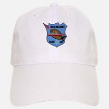 USS Halibut (SSGN 587) Baseball Baseball Cap