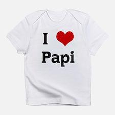 Cute Papi Infant T-Shirt