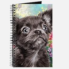 Chihuahua Painting Journal