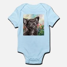 Chihuahua Painting Body Suit