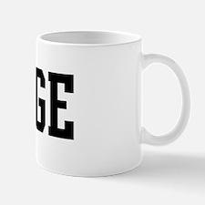College Misspelled Funny Gag Mug