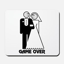 Game Over: Happy Mousepad