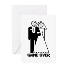 Game Over: Happy Greeting Card