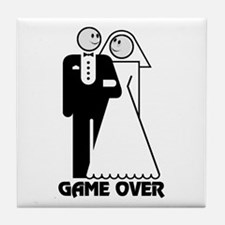 Game Over: Happy Tile Coaster