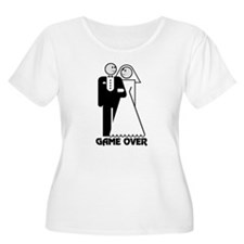 Game Over: Happy T-Shirt