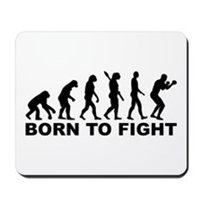 Boxing fight Evolution Mousepad