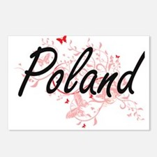 Poland Artistic Design wi Postcards (Package of 8)