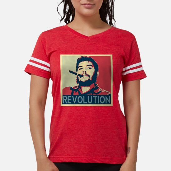 Che Guevara, hope poster square T-Shirt