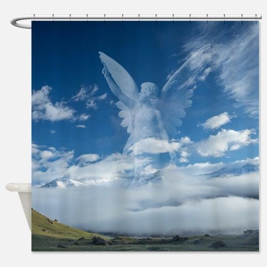 Cute Hope Shower Curtain