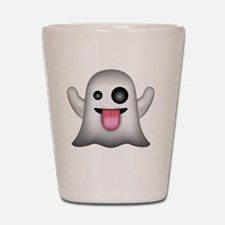 Funny Ghost Shot Glass