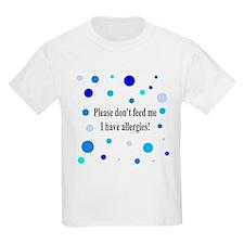 Don't Feed Me - Polka Dots T-Shirt