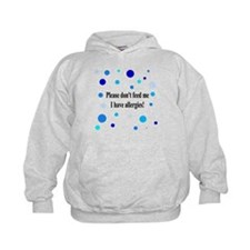 Don't Feed Me - Polka Dots Hoodie