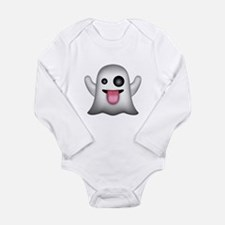 Ghost Emoji Body Suit