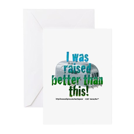 Raised Better Greeting Cards (Pk of 10)