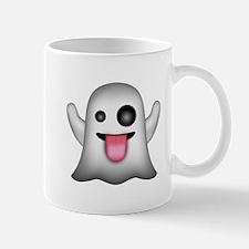 Ghost Emoji Mugs