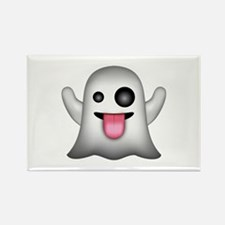 Ghost Emoji Magnets
