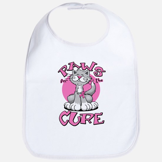 Paws for the Cure Bib