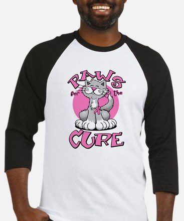 Paws for the Cure Baseball Jersey