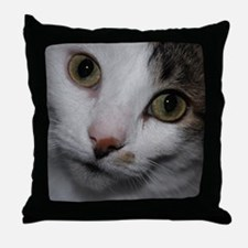 Smoochy Throw Pillow