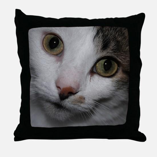 Smoochy Throw Pillow