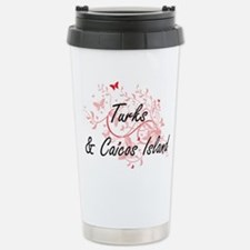 Turks & Caicos Island A Travel Mug