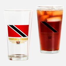 Trinidad & Tobago Drinking Glass