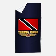 Trinidad & Tobago Beach Towel