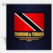 Trinidad & Tobago Shower Curtain