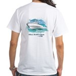 alburyboatredraw1 T-Shirt