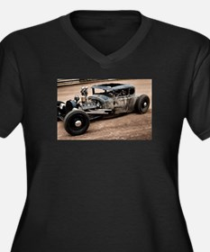 Hotrod Plus Size T-Shirt
