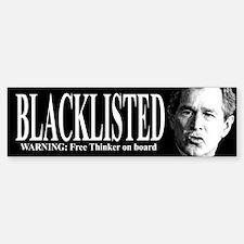 BLACKLISTED WARNING: Free Thinker on board
