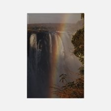 Victoria Falls Zimbabwe Africa Rectangle Magnet