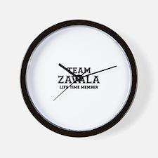 Team ZANE, life time member Wall Clock