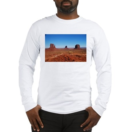 Monument Valley Entrance Long Sleeve T-Shirt