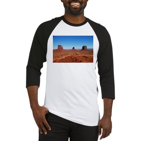 Monument Valley Entrance Baseball Jersey