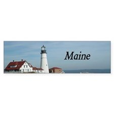 Portland Headlight Bumper Bumper Sticker