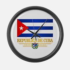 Cuba Large Wall Clock