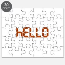 Digital Hello Puzzle