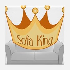 Sofa King Cool Tile Coaster