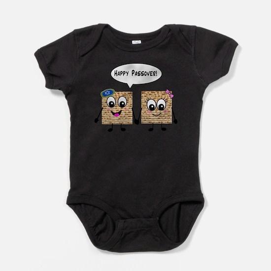 Cute Matzah Baby Bodysuit