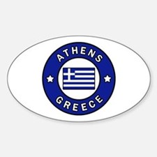 Cute Athens Decal